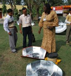 Margaret Owina Solar Cookers International